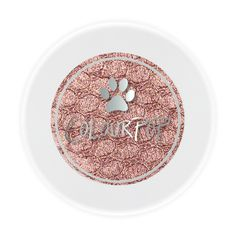 "Colourpop Cat Nap Holiday 2016 - Shadows & Pigments  Icy rose gold drizzled with pink and silver glitter in a metallic finish  All proceeds from the sale of ""Kitty Love"" will be donated to Best Friends Animal Society(R) and their NKLA effort to Save Them All®"