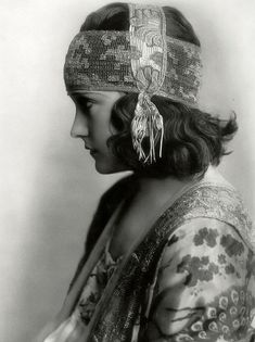 "1919. Movie Actress Gloria Swanson in a frame or production still from the silent movie comedy ""Don't Change Your Husband"" directed by Cecil B. DeMille."