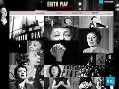 Edith Piaf s'expose à la @ActuBnF. A (re)découvrir 20 chansons cultes et des photos sur http://edith-piaf.ina.fr/