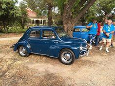 1958 4CV Renault