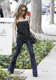 Mar. 23th -LA - Victoria leaving a beauty salon on Melrose Place - 081 - ZIGAZIG HA! Gallery