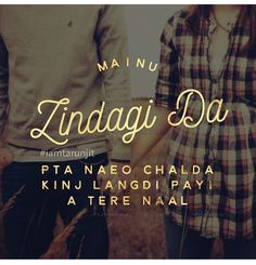 #zindgi #akhil Sikh Quotes, Hindi Quotes, Quotations, Best Lyrics Quotes, Song Qoutes, Cool Lyrics, Music Lyrics, Punjabi Love Quotes, Funny Statuses