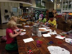 Kids event: make your own sugar skull masks! Easy and fun for kids of all ages!