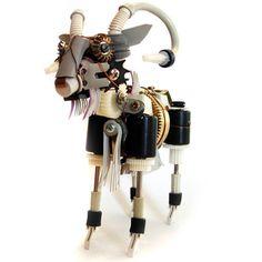 Ann P. Smith's Robots.