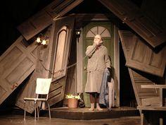 Dobama Theatre  (2009)    Playwright: Sarah Morton  Director: Sonya Robbins    Scenic Design: Todd Krispinsky