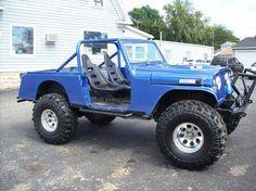 jeep commando rear - Bing images