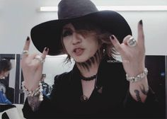 Ruki - the GazettE documentary world tour 2016 via Venomous Cell