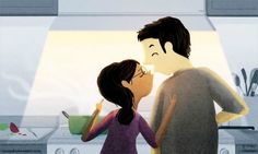 These 8 Illustrations Will Show You What Everyday Love Is