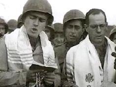 Rosh Hashana 1944: Jewish GIs Pray in Germany as Bombs Burst