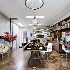 Jewelry Designer Ippolita Rostagno's 19th-Century Brooklyn Townhouse Photos | Architectural Digest
