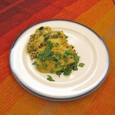 Cozinhar sem Lactose: Gratinado de lentilhas com molho de couve-flor