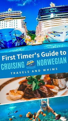 Norwegian Cruise Lines provides that perfect balance of affordability, luxury and fun, all wrapped into one amazing cruise experience. Here's our guide for your first NCL cruise Bachelorette Cruise, Honeymoon Cruise, Bahamas Cruise, Cruise Travel, Cruise Packing, Cruise Wedding, Honeymoon Ideas, Cruise Vacation, Vacations