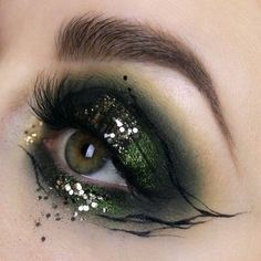 Mother Nature Costume Hair Make Up Best Ideas Eye Makeup Art, Makeup Inspo, Eyeshadow Makeup, Makeup Inspiration, Hair Makeup, Maybelline Eyeshadow, Yellow Eyeshadow, Witch Makeup, Clown Makeup