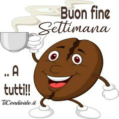 Le più Belle Immagini per augurare Buon Weekend! Italian Memes, Week End, Family Guy, Fictional Characters, Costumes