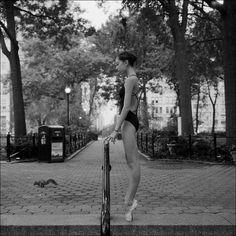 Ballet outside