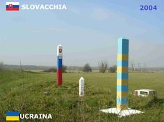 Confini amministrativi - Riigipiirid - Political borders - 国境 - 边界: 2004 SK-UA Slovakkia-Ukraina Slovacchia-Ucraina