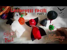 [FESTE] IDEE PER #HALLOWEEN part 2: LAVORETTI  FAI DA TE CON I DOLCETTI ...  Ancora qualche lavoretto simpatico per #Halloween :D
