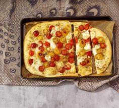 Tomaten-Focaccia - [ESSEN UND TRINKEN]