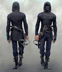 Появились 12 минут геймплея, арт и скриншоты Dishonored 2 | Новости | Канобу