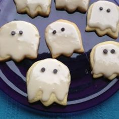 Halloween Ghost Cookies - Allrecipes.com