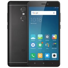 Xiaomi Redmi Note 4 - $149.99  (coupon: NOTGL2) 4G Phablet GLOBAL VERSION 3GB RAM 32GB ROM BLACK Android 6.0 Snapdragon 625 Fingerprint Scanner #Smartphone, #XiaoMi, #смартфон, #Phablet, #gearbest   0903