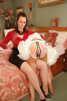 Very aunt sissymaid spank