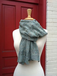 Ravelry: Marly Scarf pattern by Jane Stanley