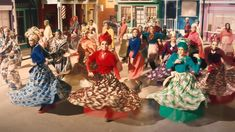 """Nobo pasta """"Colours"""" musical commercial was choreographed by mass movement director Natricia Bernard"""