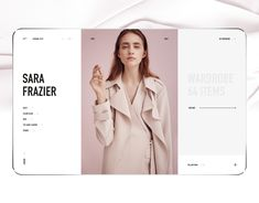 """via Muzli design inspiration. """"Tap bar, Swipe, Search and more… Weekly interactions roundup!"""" is published by Muzli in Muzli - Design Inspiration. Email Design, Ux Design, Layout Design, Layout Online, Network Tools, Ui Design Inspiration, Catalog Design, Fashion Catalogue, Interactive Design"""