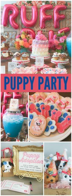 Dogs Puppies Birthday Averys Puppy Paw Ty