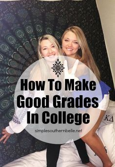 What is a good way to get into college other than good grades?