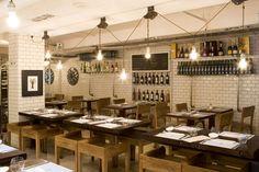diseño de interiores comerciales restaurantes - Buscar con Google