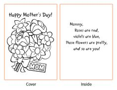 Mothers Day Card Printable