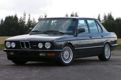 This is it. The perfect daily driver. BMW M535 E28