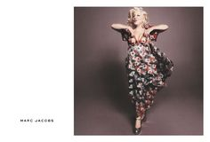 Bette Midler stars in the Marc Jacobs Spring/Summer 2016 ad campaign. Photographed by David Sims, styled by Katie Grand, casting by Anita Bitton, hair by Guido Palau, makeup by Diane Kendal, nails by Jin Soon Choi & set design by Stefan Beckman.