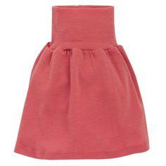 Ullskjørt: Mykt og elastisk skjørt. 100% merinoull. fra Nøstebarn. Skirts, Fashion, Moda, Fashion Styles, Skirt, Fashion Illustrations, Gowns, Skirt Outfits