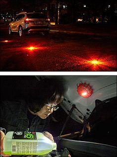 LED Road Beacon/Work Light - Lee Valley Tools Safety Kit, Lee Valley, Emergency Lighting, Work Lights, Wood Turning, Tools, Led, Instruments, Turning