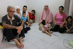 Help resettle this Palestinian refugee family