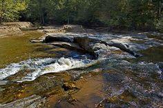 Horseshoe Falls, SC