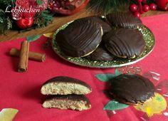 Lebkuchen ricetta biscotti speziati di Natale biscotti dei mercatini di natale il chicco di mais