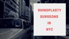 rhinoplasty surgeons in soho