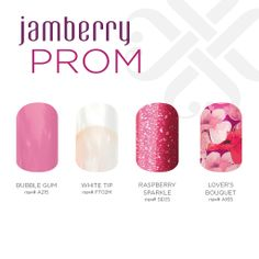 Show your unique style at Prom with Jamberry! • Jamberry Nail wraps • pawprintmedia.jamberrynails.net