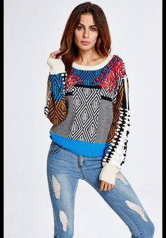 Tops - suéter de las mujeres sudadera - hecho a mano por craylove en DaWanda