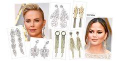:) ¡Buenos días sonater@s! :)  Hoy repasamos los mejores complementos de la alfombra roja de los Oscar.  #Sonata #sonatachic #Primavera #Top #SS17 #Tendencias #Moda #Fashion #Complementos #Accesorios #Celebs #LosOscars #Oscars2017 #Celebrities #CharlizeTheron #ChrissyTeigen #JessicaBiel #HaileeSteinfeld #KarlieKloss #SalmaHayek #itgirl #like #instamgirl #oscars #Glamour #Alfombraroja