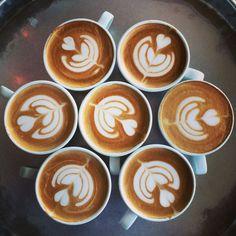 #latteart #barista #dritanalsela
