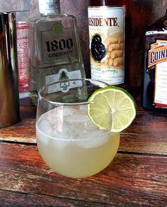 1800 Coconut Margarita