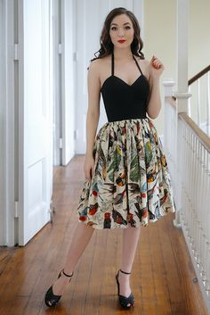 8a90cf4da6 Our fan-favorite Ruby Middy Dress is back in our newest collection, Birds of