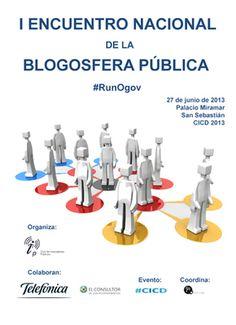 Club de Innovacion - Todo listo apara el I ENCUENTRO NACIONAL DE LA BLOGOSFERA PÚBLICA #RunOgov