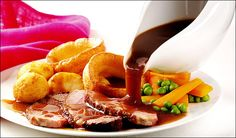 Craving for a real Roast Dinner