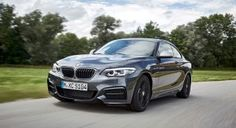 2018 BMW 2-Series Breaks Cover, Is A Lesson In Subtle Changes [136 Pics]   Carscoops Civic Ex, Honda Civic, Mercedes 600, Under The Hammer, Bmw 2, Initial Public Offering, Mustang Cobra, 2017 Bmw, New Honda